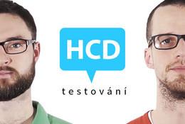 Human-Centered Design: Uživatelské testování