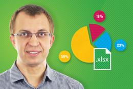 Základy grafů v Excel