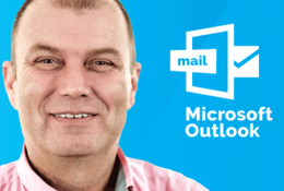 Outlook 2016 :  Jak na e-maily