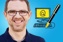 Psaní e-mailů snadněji a rychleji